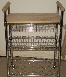 Buy a cheap serving trolley